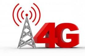 Layanan 4G LTE Sudah Bisa Dinikmati 97% Penduduk Indonesia