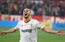 Hasil Liga Europa : Sevilla Singkirkan Lazio, Lolos ke 16 Besar
