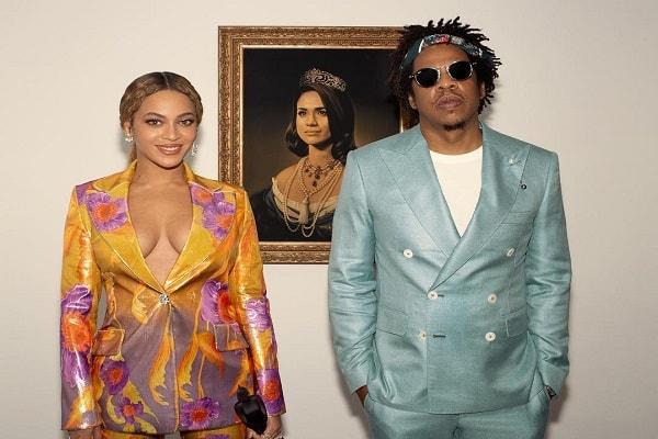 Beyonce dan Jay-Z menghadirkan sosok Meghan Markle dalam video penerimaan penghargaan - Instagram @beyonce