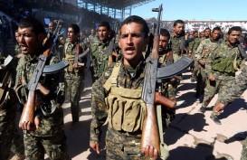 Ratusan Warga Sipil Dievakuasi dari Wilayah Kekuasaan Terakhir ISIS