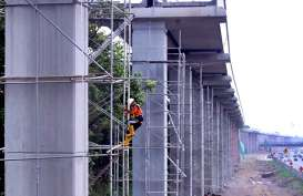 TKN Jokowi-Ma'ruf Klaim Pembangunan Transportasi Massal On the Track
