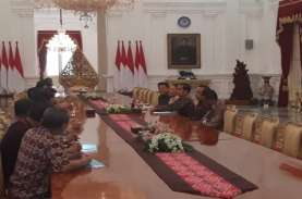 Temui Serikat Pekerja FSPBUN, Presiden Jokowi Ingin…