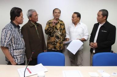 Komwasjak Berkunjung ke Redaksi Bisnis Indonesia