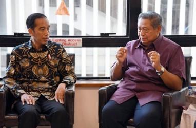 Jokowi Jenguk Ani Yudhoyono, SBY: Terima Kasih Atas Kedatangan Bapak Presiden