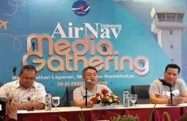 Penundaan Penaikan Biaya Navigasi Tak Ganggu Pendapatan AirNav Indonesia