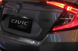 New Civic Turbo Anyar Resmi Meluncur
