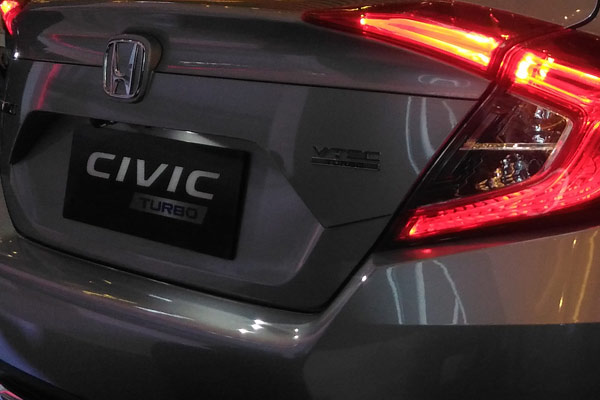 New Honda Civic. - MFM