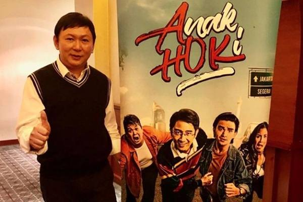 Produser film 'Anak Hoki' Harry Tjahaja Purnama - Instagram @harrytjahajapurnama
