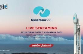 Satelit Nusantara Satu Meluncur ke Angkasa. Ini Laporan Streamingnya