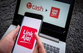 LinkAja Tantang Go-Pay dan Ovo