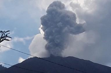 PVMBG : Gunung Agung Berpotensi Mengalami Erupsi Lagi