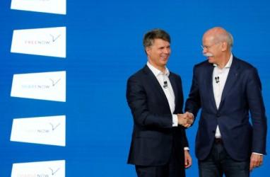Saingi Uber, Daimler dan BMW Gelontorkan Rp16 Triliun Bangun Layanan Ride-Hailing