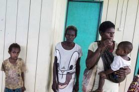 Bantu Penanggulangan Gizi Buruk di Papua, Wijaya Karya…