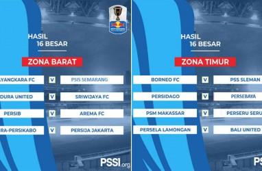 Piala Indonesia: 16 Besar Zona Barat, PSIS vs Bhayangkara Rebutan Tiket di Leg2