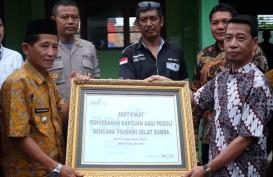 AAUI Salurkan Bantuan kepada Korban Tsunami Banten dan Lampung