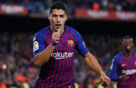 Luis Suarez Mandul, Tetap Dipertahankan Saat Barcelona vs Sevilla