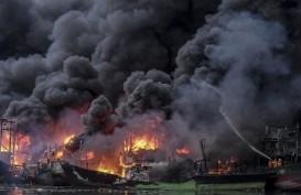 Tujuh Saksi Kebakaran 18 Kapal Muara Baru Diperiksa, Api Diduga Dipicu Las