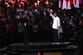 Jokowi Bertekad Rakyat Indonesia Bebas dari Rasa Ketakutan