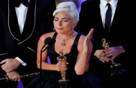 Penampakan Kalung Lady Gaga Rp420,5 Miliar di Academy Awards 2019