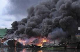 Polda Metro Jaya Periksa 18 Saksi Terkait Kebakaran Kapal Ikan Muara Baru