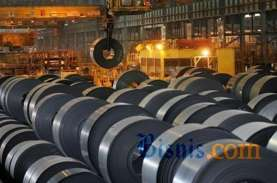 Pabrik Baja Nirkarat Kapasitas 3 Juta Ton Segera Berdiri…