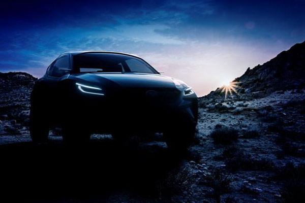 Subaru Viziv Adrenaline Concept. - SUBARU