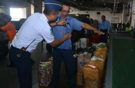 Penumpang China Airlines ini Bawa 400 Butir Peluru di Bandara Juanda Surabaya