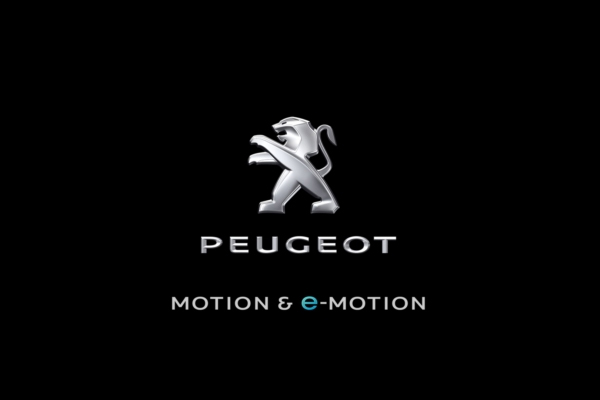 Logo baru Peugeot. - Peugeot