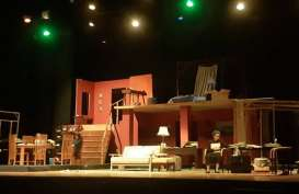 Tampilkan Pentas Ludruk, Teater Pandora Ajak Masyarakat Damai Meski Beda Pilihan
