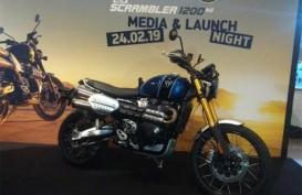 Triumph New Scrambler 1200 XE Mulai Dipasarkan