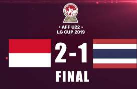 Piala AFF U22: Skor Indonesia vs Thailand 2-1, Indonesia Juara..Indonesia Juara...Ini Video Streamingnya