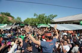 Prabowo-Sandi Berjanji Revitalisasi Pasar Tradisional