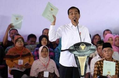 Percepat Reforma Agraria Lahan Hutan, Jokowi Minta Ada Perbaikan Data
