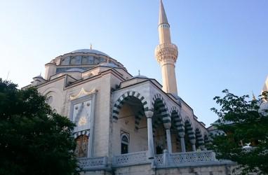 Indahnya Masjid Camii Tokyo, Tempat Nikah Syahrini dan Reino Barack