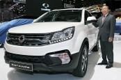 SsanYong Luncurkan Korando SUV untuk Dongkrak Penjualan