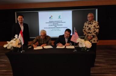 Pertamina dan Petronas Bersinergi Kembangkan Bisnis Migas
