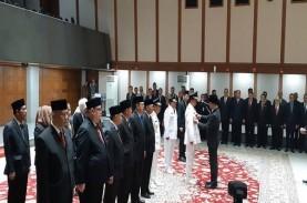 Ketua DPRD Tuding Perombakan Pejabat Pemprov DKI Berbau…