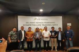 Kompetisi Live Trading MIFX Cetak 16 Pemenang dengan…