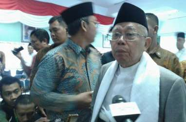 Jawab Hoaks Jokowi Menang Indonesia Tak Ada Azan, Maruf Amin:Saya Kiai Tukang Azan