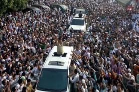 Prabowo: Sebelum Dipanggil Allah Swt, Saya Ingin Rakyat…