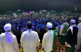 Teriakan Prabowo Presiden Bergema di Pulau Madura
