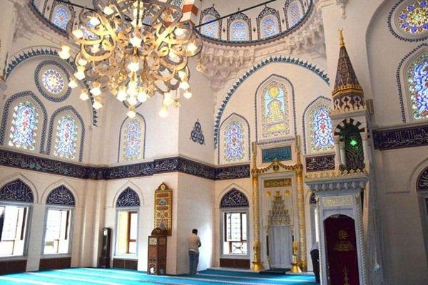 Masjid Camii di Tokyo Jepang - Istimewa