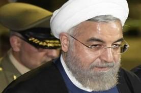 Presiden Iran Tolak Pengunduran Diri Menlu Zarif
