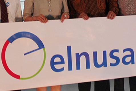 Logo PT Elnusa Tbk