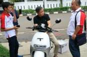 Viar Targetkan Penjualan 500 Unit Per Bulan Sepanjang 2019
