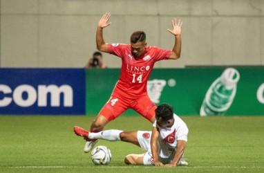 Hasil Piala AFC, PSM Makassar Lepas Kemenangan di Jalan Besar Singapura