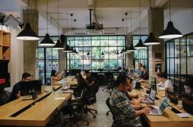 RUANG PERKANTORAN : Co-Working Kuasai Pasar, SOHO…