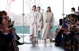 Ingin Seperti Model di New York Fashion Week? Begini Caranya