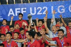 Indonesia Juara Piala AFF U-22, Luis Milla : Kerja…