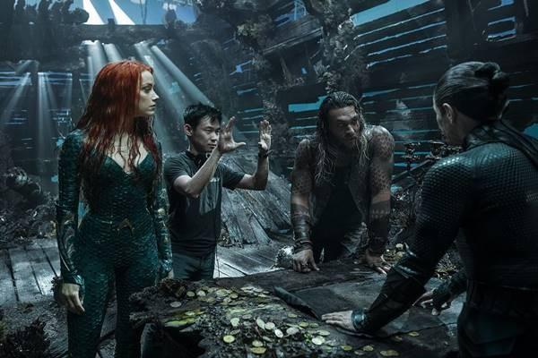 Film 'Aquaman' - Istimewa